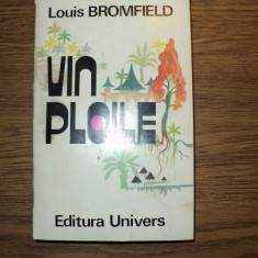 Vin ploile de Louis Bromfield