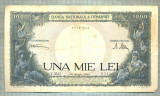 A1041 BANCNOTA-ROMANIA-1000 LEI- 20 MARTIE 1945-SERIA 3512-starea care se vede