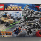 Lego Super Heroes 76003 Superman: Battle of Smallville Batalia Sigilat 418 piese