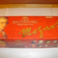 CD audio muzica clasica set 40 buc. Wolfgang Amadeus Mozart colectie(-1 buc.)