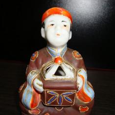 BIBELOU / CANDELA DIN PORTELAN JAPONEZ