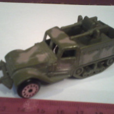 Bnk jc Macheta tanc Armored Half Track - China - Posibil Zylmex