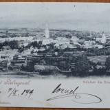 Beius ; Vedere generala , circulata , 1904 , clasica