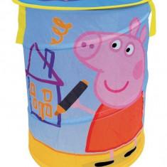 Sac Pentru Depozitare Jucarii Peppa Pig - Sistem depozitare jucarii