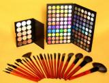 Trusa machiaj farduri MAC 120 culori 24 pensule fond de ten corector concealer !, Mac Cosmetics