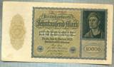 A 1019 BANCNOTA-GERMANIA-10000 MARK-ANUL 1922-SERIA 140859-starea care se vede