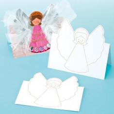 Felicitari 3D Ingerasi - Baker Ross - Invitatii nunta