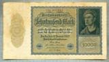 A 1025 BANCNOTA-GERMANIA-10000 MARK-ANUL 1922-SERIA 067061-starea care se vede
