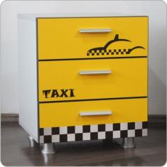 Comoda copii Taxi - Set mobila copii Altele