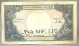 A1031 BANCNOTA-ROMANIA-1000 LEI- 20 MARTIE 1945-SERIA 3623-starea care se vede