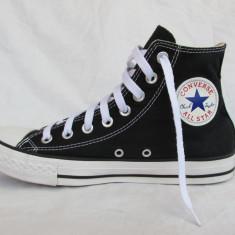 Tenisi Converse All Star originali de panza, marimea 40 EUR (25.5 cm) - Tenisi dama, Culoare: Negru, Marime: 38