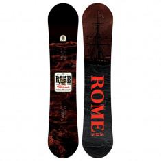 Placa snowboard Rome Mechanic 157 MW 2017 - Placi snowboard