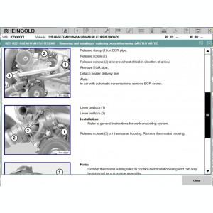 Tester diagnoza BMW INPA K+DCAN, Inpa 5.06 , Rheingold 4.01 + documentatie BMW