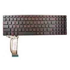 Tastatura laptop Asus ROG GL552VX US iluminata