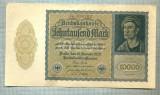 A 1002 BANCNOTA-GERMANIA-10000 MARK-ANUL 1922-SERIA 020262-starea care se vede