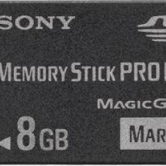 Card memorie- pro duo -memory stick produo-8gb- pentru psp- camere foto -video - Card Memory Stick Pro Duo
