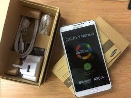 Samsung Galaxy Note 3  N9005 / ALBE + FOLIE STICLA TEMPERED GLASS foto