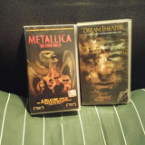 Casete video Dram Theater si Metallica - Film Colectie, Caseta video, Altele