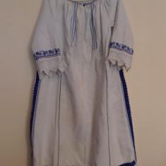 CAMASA POPULARA CU POALE / CARBUNARI, JUD. CARAS-SEVERIN - Costum popular