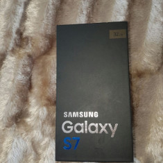 Samsung Galaxy S 7 - Telefon Samsung, Auriu, Neblocat