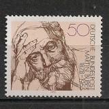 Germania.1978 100 ani nastere M.Buber-filozof SG.367 - Timbre straine, Nestampilat