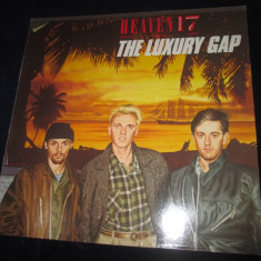 Heaven 17 ‎– The Luxury Gap _ vinyl(LP, album) Germania (synth-pop) - Muzica Pop virgin records, VINIL