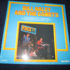 Bill Haley And The Comets ‎– Rock! Rock! Rock! _ vinyl(LP) Franta - Muzica Rock & Roll Altele, VINIL