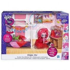 Set de joaca Pinkie Pie Petrecere in pijamale My Little Pony