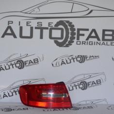 Stop stanga Audi A4 cu led