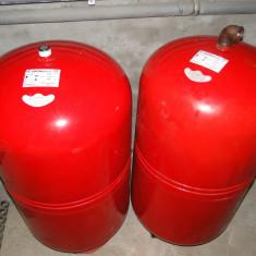 Vase de expansiune IBAIONDO - 140 litri - Vas termic expansiune