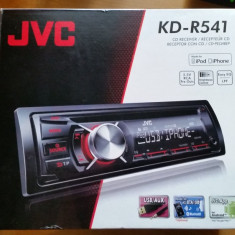 Player auto JVC KD-R541 - CD Player MP3 auto