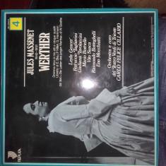 Vinil - Jules Massenet - Werther - Muzica House Altele