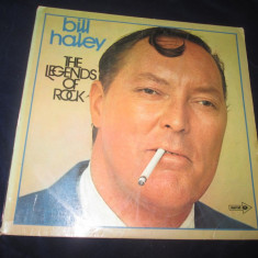 Bill Haley ‎– The Legends Of Rock _ dublu vinyl(2 x LP, compilatie) SUA - Muzica Rock & Roll Altele, VINIL