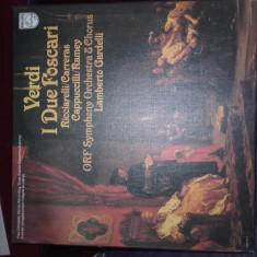 Vinil - Verdi - Cei doi Foscari - Muzica Opera Altele