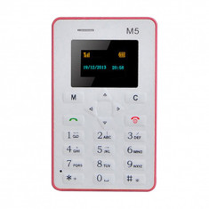 Vand telefon mini-slim (card) Aiek, Nu se aplica, Neblocat, Single core, 128 MB