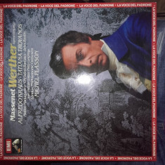 Vinil - Massenet - Werther - Muzica Opera emi records