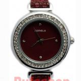 Ceas elegant de dama + cutie CADOU Poze reale - Ceas dama, Quartz, Piele ecologica, Analog, Nou