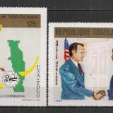 Togo.1990 Cooperarea SUA-Togo ST.745 - Timbre straine, Nestampilat