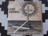 Valeriu sterian si compania de sunet vino doamne disc vinyl muzica folk rock lp, VINIL