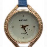 Ceas elegant de dama + cutie CADOU Poze reale si transport GRATUIT - Ceas dama, Quartz, Piele ecologica, Analog, Nou