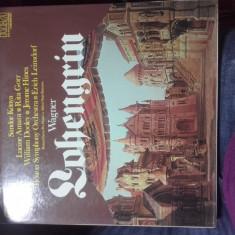Vinil - Wagner - Lohengrin - Muzica Opera rca records