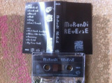 morandi Reverse caseta audio muzica pop dance euro house 2005 NRG!A roton