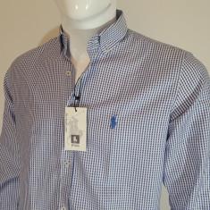 Camasa Polo by Ralph Lauren - Camasa barbati Polo By Ralph Lauren, Marime: XXL, Culoare: Din imagine, Maneca lunga