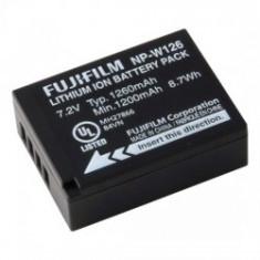 Fuji NP-W126 - acumulator pentru Fuji X-Pro1 - Baterie Aparat foto fujifilm