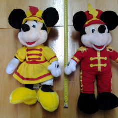 Mickey & Minnie Mouse cca. 40 cm - Jucarii plus Disney
