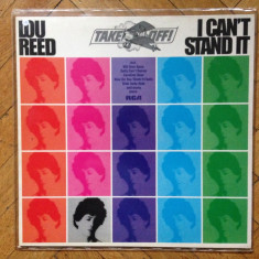LOU REED - I CAN'T STAND IT ( VINIL / VINYL ) - Muzica Rock rca records