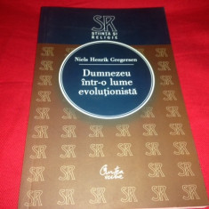 DUMNEZEU INTR-O LUME EVOLUTIONISTA, Niels Henrik Gregersen