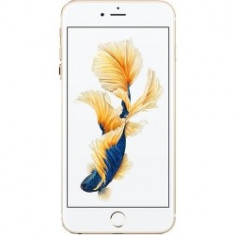Apple iPhone 6s 16GB Gold - Telefon iPhone Apple, Auriu, Neblocat