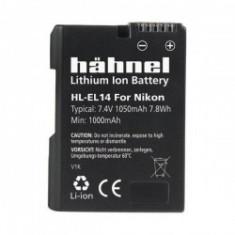 Hahnel HL-EL14 - acumulator replace tip Nikon EN-EL14 - Baterie Aparat foto