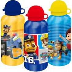 Sticla pentru apa 500 ml Patrula Catelusilor - Set rechizite Disney